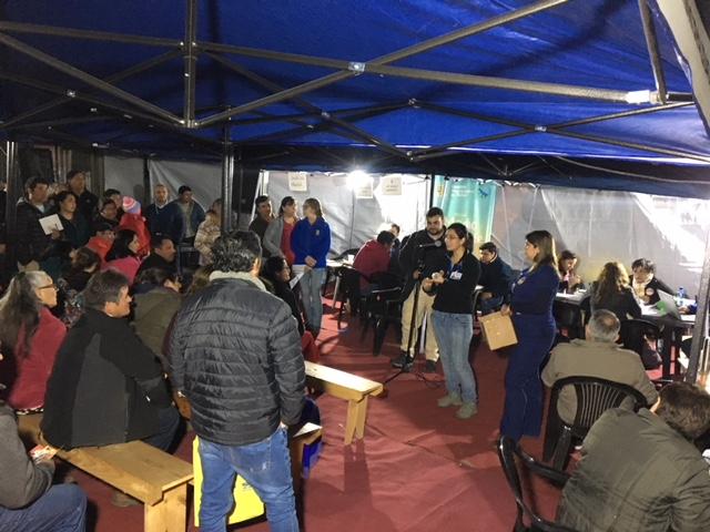 Municipio de Teno inicio operativos de atención en Terreno