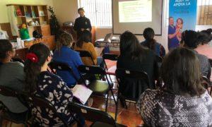 En Teno se desarrolla programa de apoyo a padres y madres sobre parentabilidad positiva