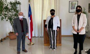 asume nueva magistrada de Juzgado de Policía Local en Teno
